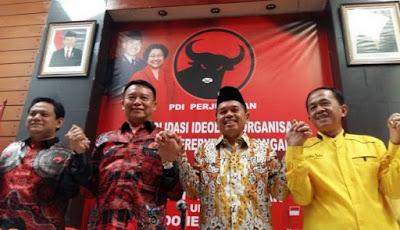 Tiga Opsi PDIP di Jabar dan Rahasia Dedi-Deddy