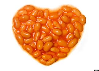 heart beans