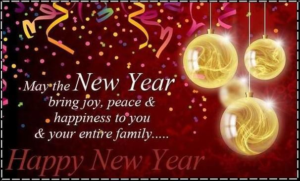 New Year Wishes 2020 for Friends and Family