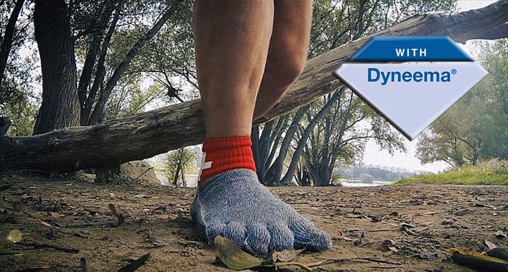FYF носки из дайнема (Dyneema) прочнее стали.