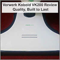Vorwerk Kobold VK200 Electric Brush Tool