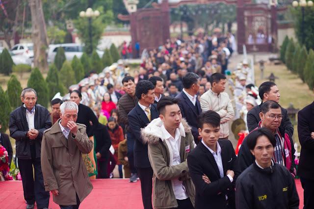 Lễ truyền chức Phó tế và Linh mục tại Giáo phận Lạng Sơn Cao Bằng 27.12.2017 - Ảnh minh hoạ 68
