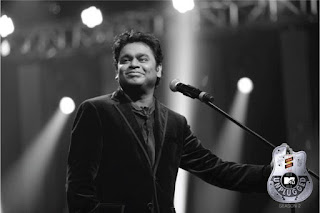 A.R. Rahman And Sunidhi Chauhan At Royal Stag Mega Music ...