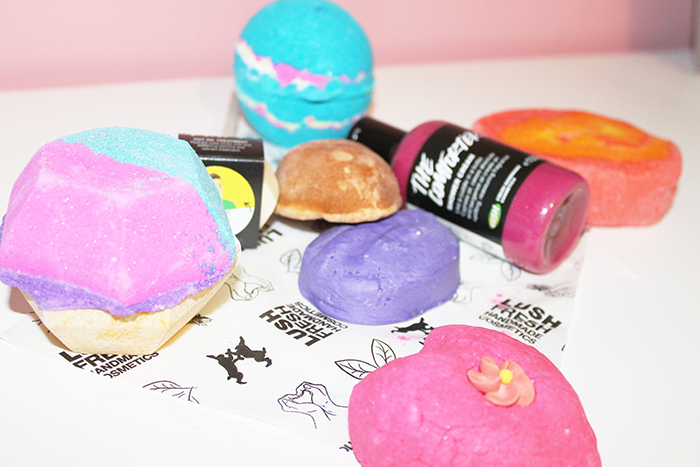 Lush Southampton Summer Bloggers Event