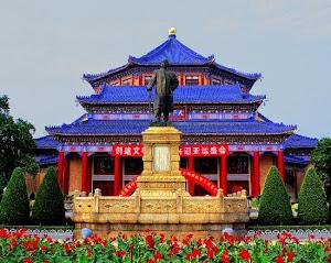 Memorial Hall Dr Sun Yat Sen