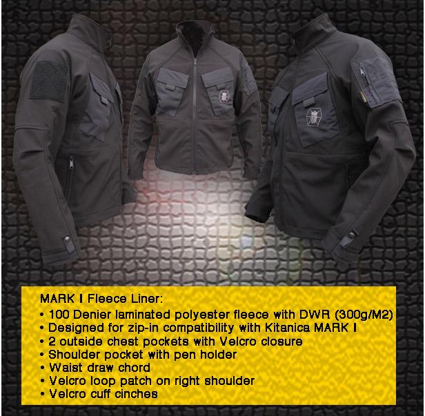Το νέο Mark I Fleece από την Kitanica μπορεί να φορεθεί μόνο του ή σε  συνδυασμό με το Mk I Τζάκετ. Διατίθενται σε μεγέθη Small - XXLarge. 5c77d26cb44
