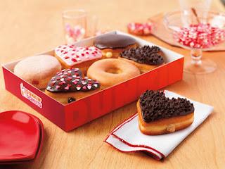 Harga Donat Krispy Kreme Semua Kemasan All Varian Lengkap