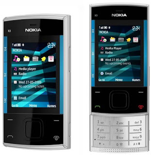 Nokia X3 pc suite