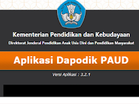Download Aplikasi Dapodik PAUD Versi 3.2.1