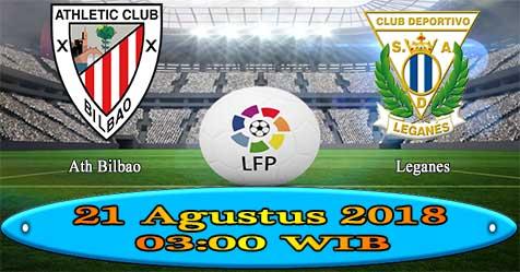 Prediksi Bola855 Ath Bilbao vs Leganes 21 Agustus 2018
