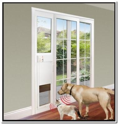 Patio Screen Door With Pet Entrance Alternative