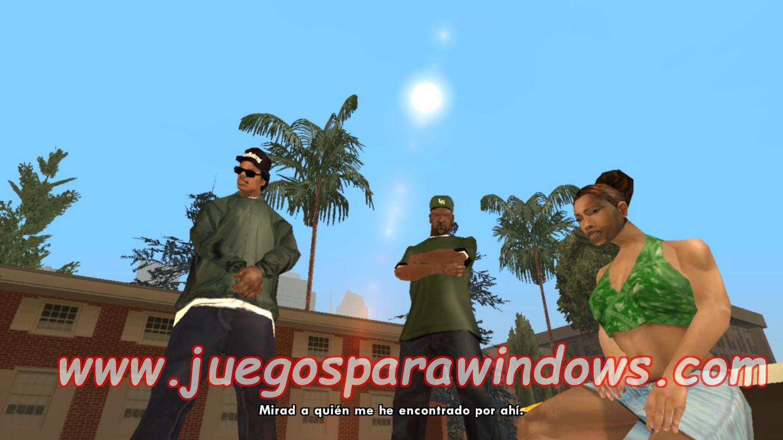 Grand Theft Auto San Andreas ESPAÑOL XBOX 360 (Region FREE) 15