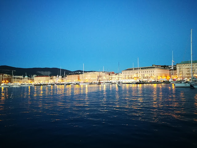 Veduta di Piazza Unità d'Italia dal Molo, Trieste - Foto di Monica Gatti