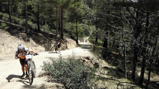 Wikiloc - ruta BH Madrid Segovia - 2016 - Fuencarral, Madrid (España ...