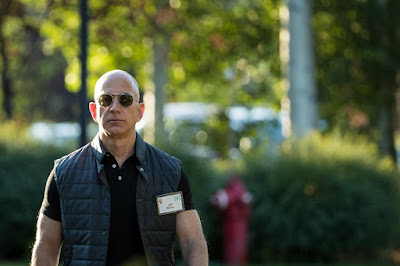 Jeff Bezos Overtakes Bill Gates To Become World's Richest Man