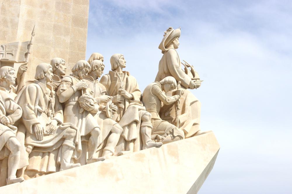 Lissabon Lisbon Lisboa Travel Diary Reise Bericht Tipps Padrao de Descobrimentos Seefahrer Denkmal Heinrich Henry