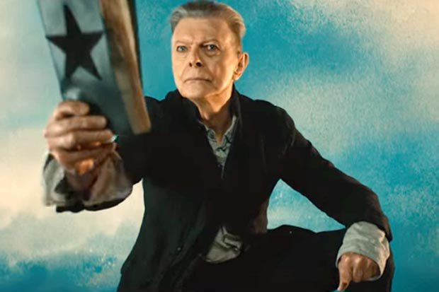 DAIMONOLOGIA: David Bowie and the Occult
