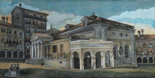 Το θέατρο San Giacomo της Κέρκυρας