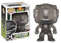 Funko Pop! Black Ranger Glitter