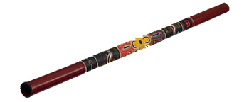 image of a didgeridoo