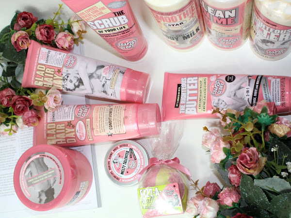 Soap and Glory Favourites Old and New