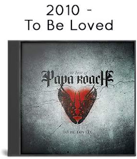 2010 - ...To Be Loved: The Best Of Papa Roach