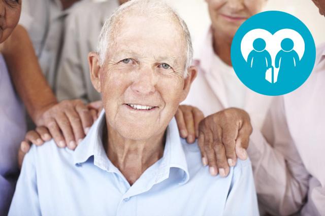 Cuidado de personas mayores en Sevilla