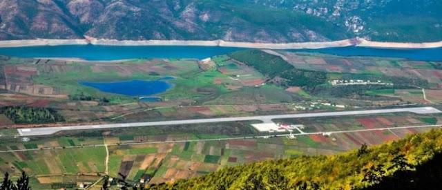 Kukes Airport in low cost category, ready in Autumn