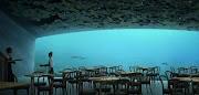 مطعم تحت الماء في النرويج لأول مرة في اوروبا
