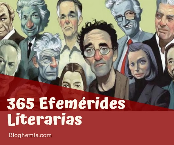 365 Efemérides Literarias