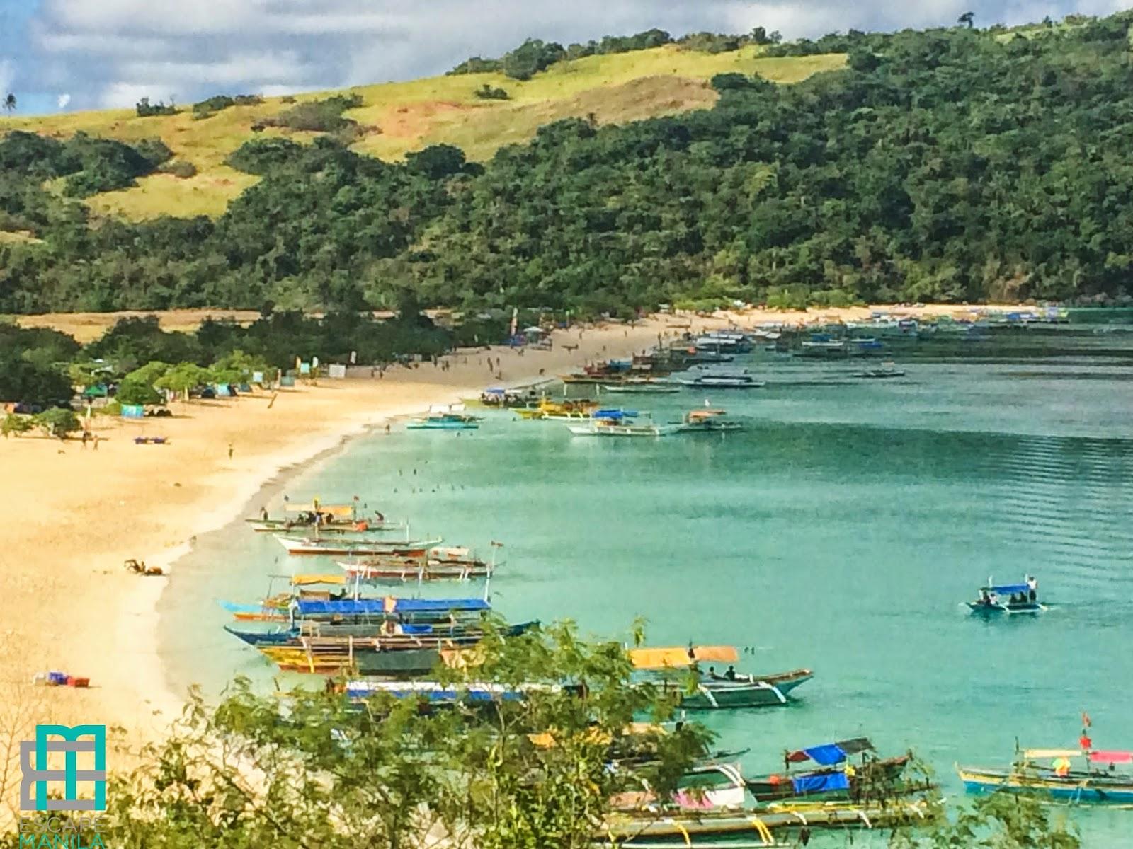 Calaguas Island - one of the best tourist spots in Camarines Norte