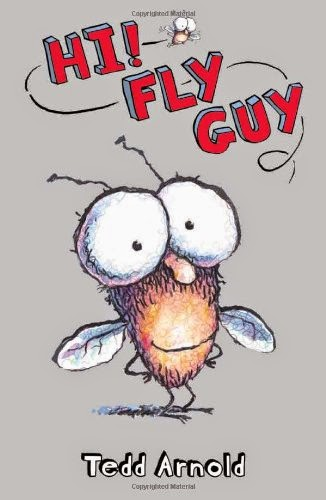 Cover of Hi! Fly Guy