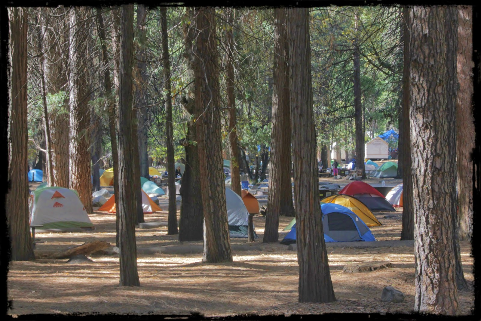 Camp 4, Yosemite National Park, California