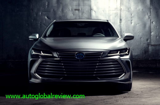 All New 2019 Toyota Avalon Hybrid UK