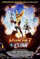 Ratchet y Clank, la pelicula (2016) online y gratis