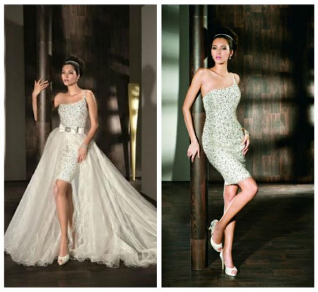 Vestidos%2B2%2Bem%2Bum4 - Uma noiva e 2 vestidos - Vestidos transformáveis 2 em 1