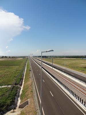 road Calafat Vidin