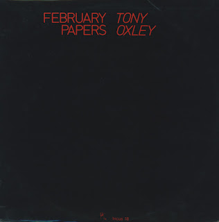 Tony Oxley, February Papers