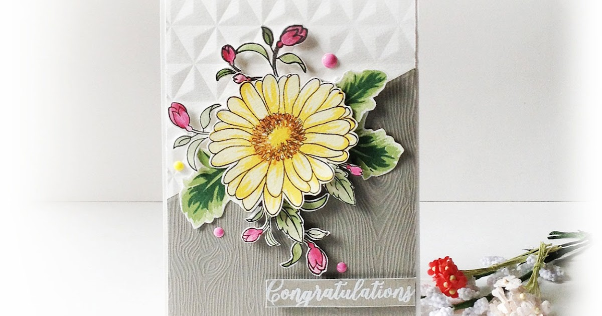 quill and punch works congratulations card