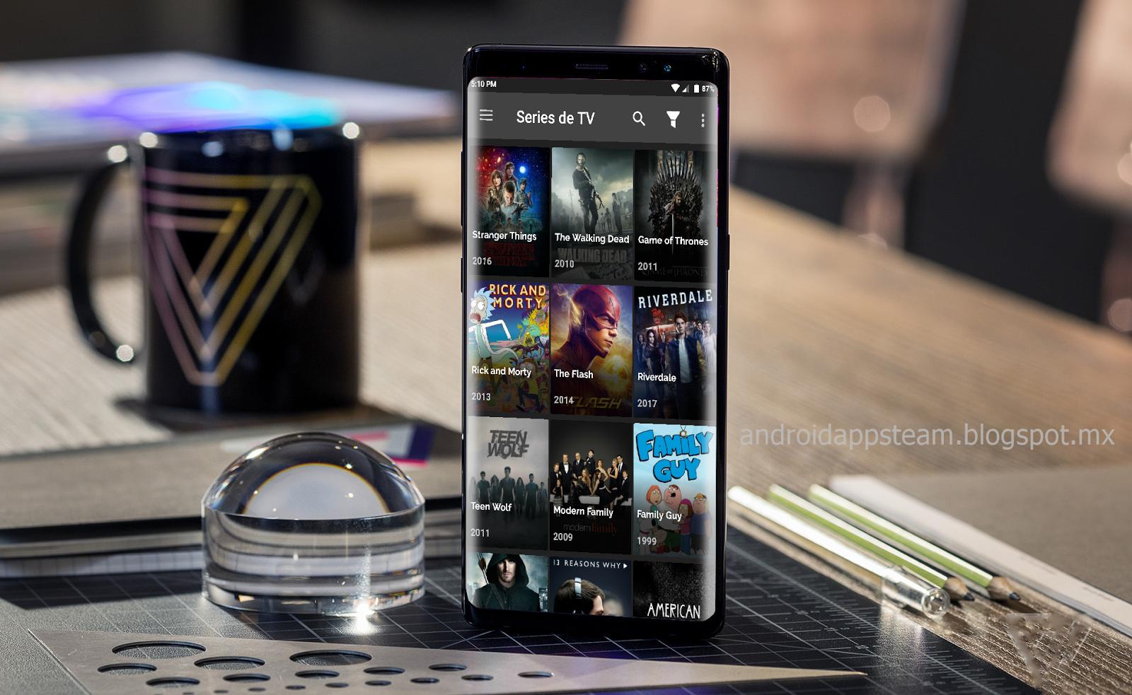 FreeFlix HQ v3.0.3 [Pro] Películas HD gratuitas, programas de TV y ...