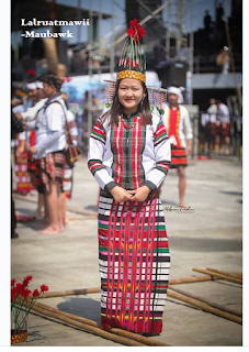 Mizo costume and dress