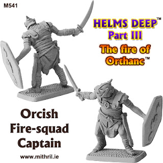 Orcish fire-squad captain