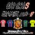 Pack Camisas FC'12 Brasfoot 2017 - Espanhha 2016-17