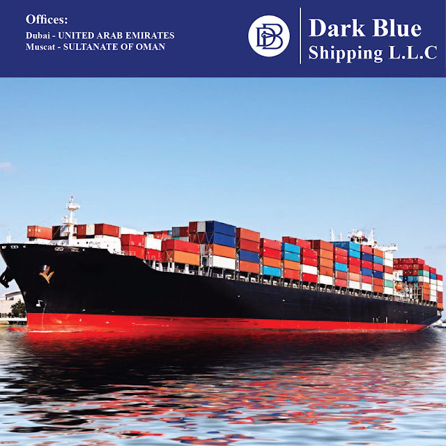 How the Sea Cargo rates will give the benefit - Dark Blue Shipping LLC