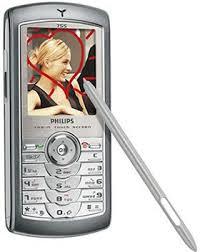 Spesifikasi Handphone Philips 755