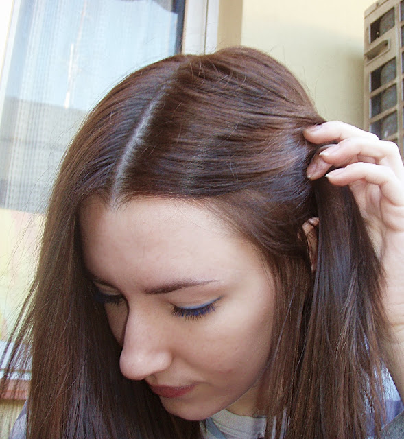 Baño De Color Deliplus Rojo Intenso:Nuevo tono de pelo! Cómo quitar el rojo del cabello (por segunda vez