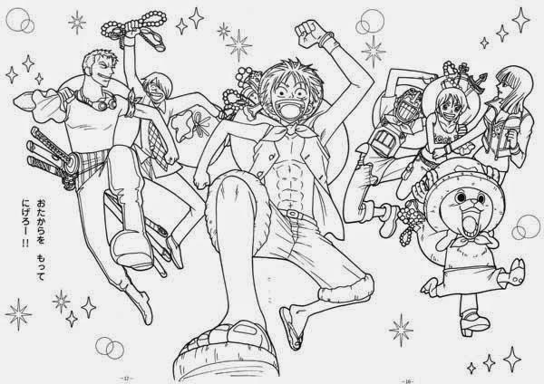 One Piece Malvorlagen Zum Ausdrucken Coloring And Malvorlagan