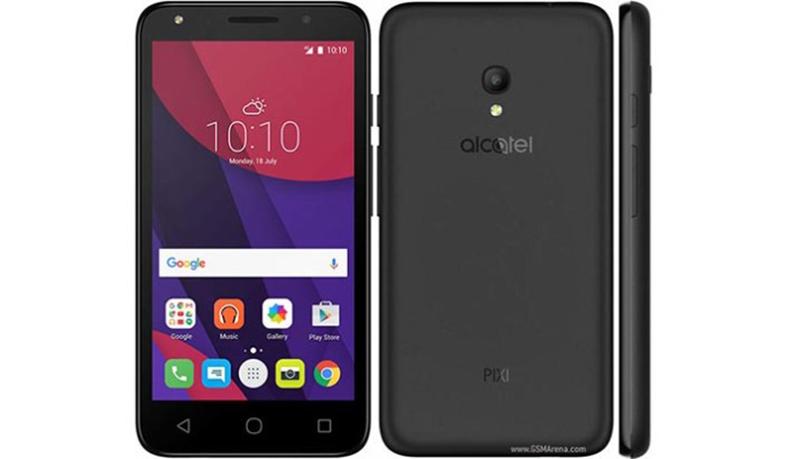 Alcatel Pixi 4 (5) w/ 700 MHz LTE