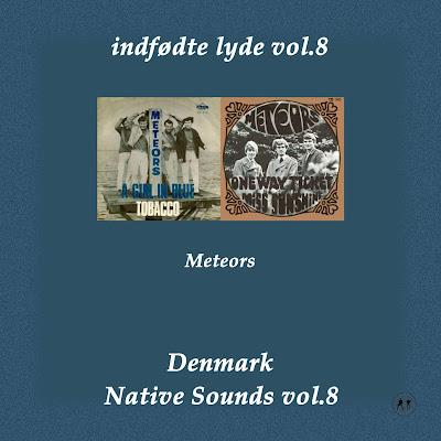 Indfødte lyde / Native Sounds - Denmark Record Labels Vol.8