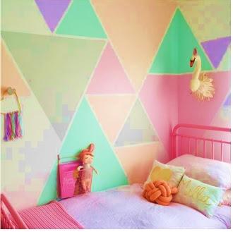 ideas creativas para pintar el dormitorio